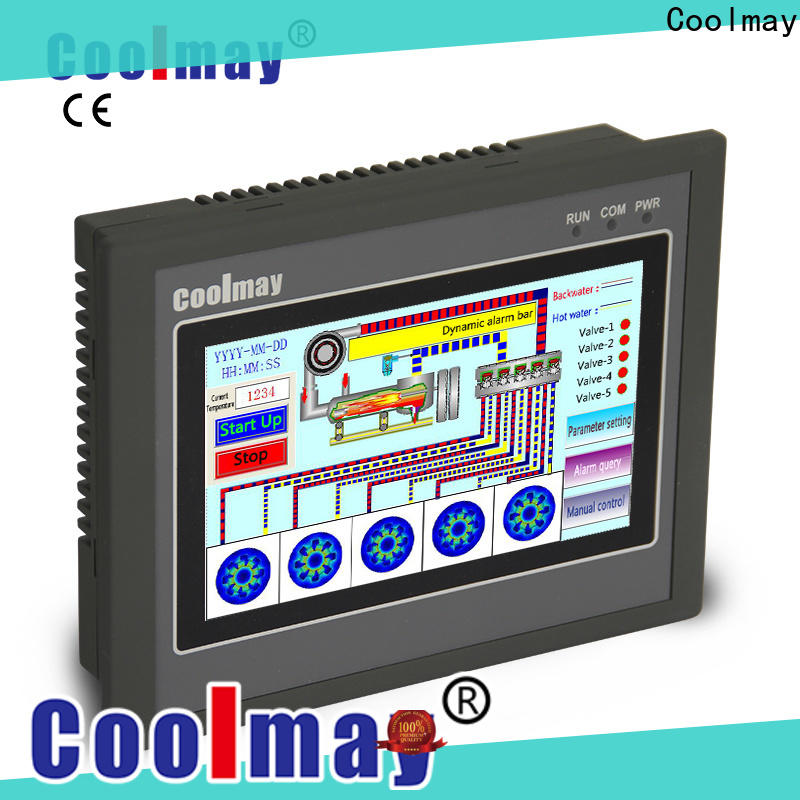 Coolmay Top plc and hmi programming shipped to Iran for packaging machinery