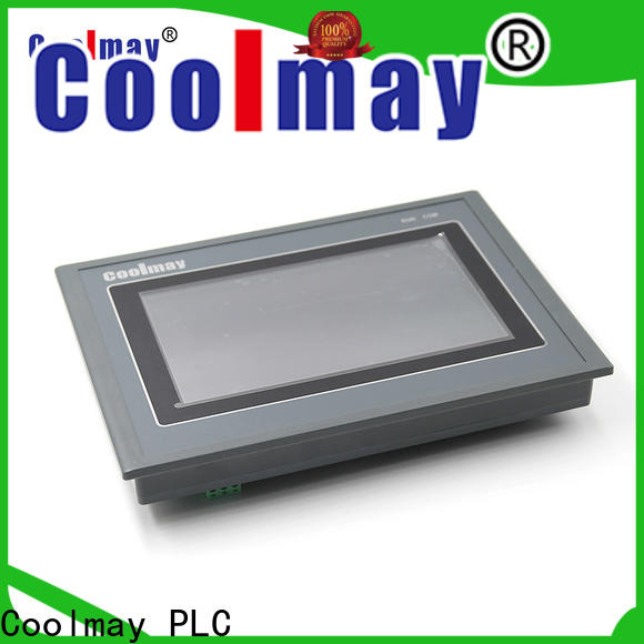 Wholesale cheap plc with display shipped to Europe for packaging machinery