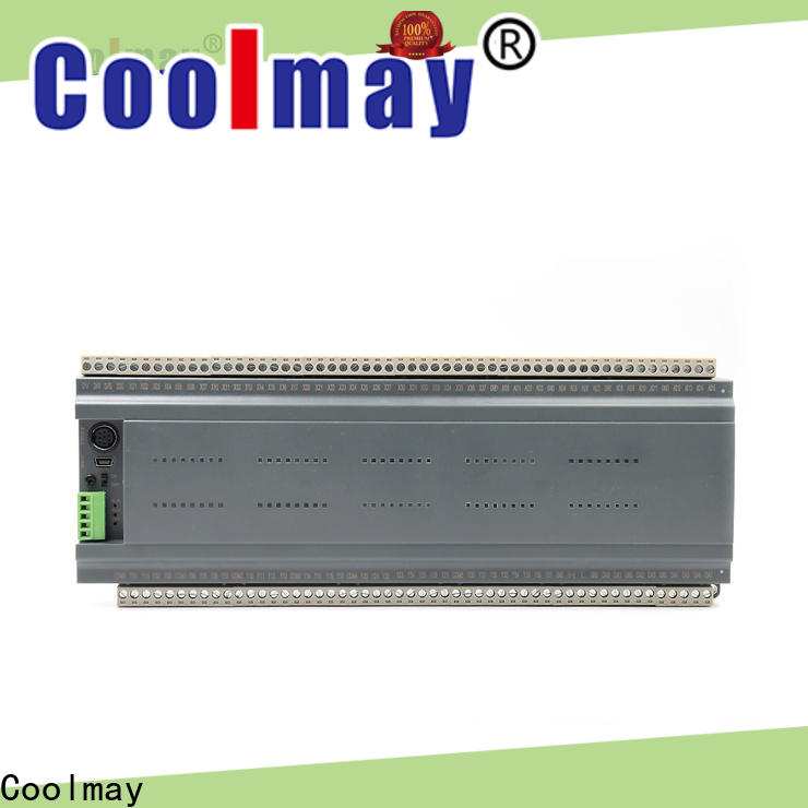 Wholesale application of plc in industrial automation for business for central air conditioning