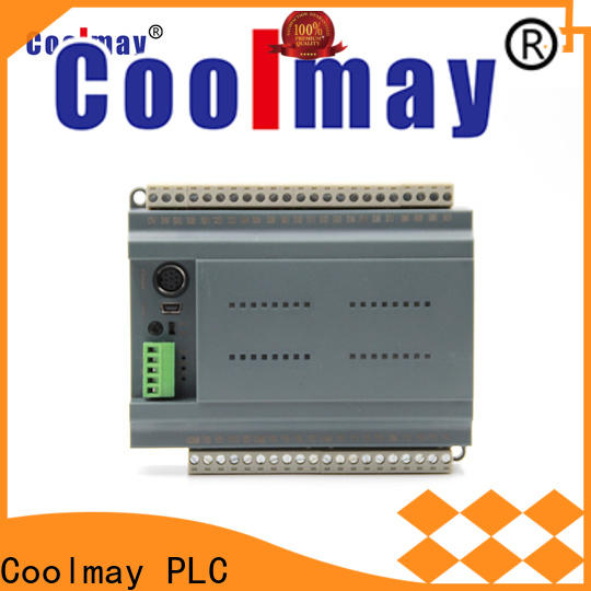 Coolmay Custom contract plc programmer factory for injection molding machinery