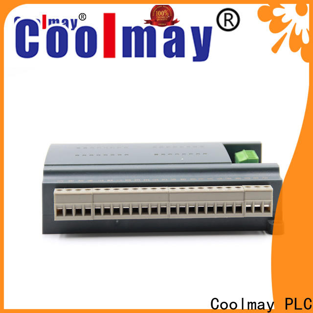 Coolmay Best plc industrial factory for textile machinery