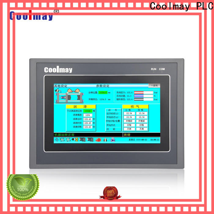 Coolmay low cost plc with hmi shipped to Saudi Arabia for coal mining equipment
