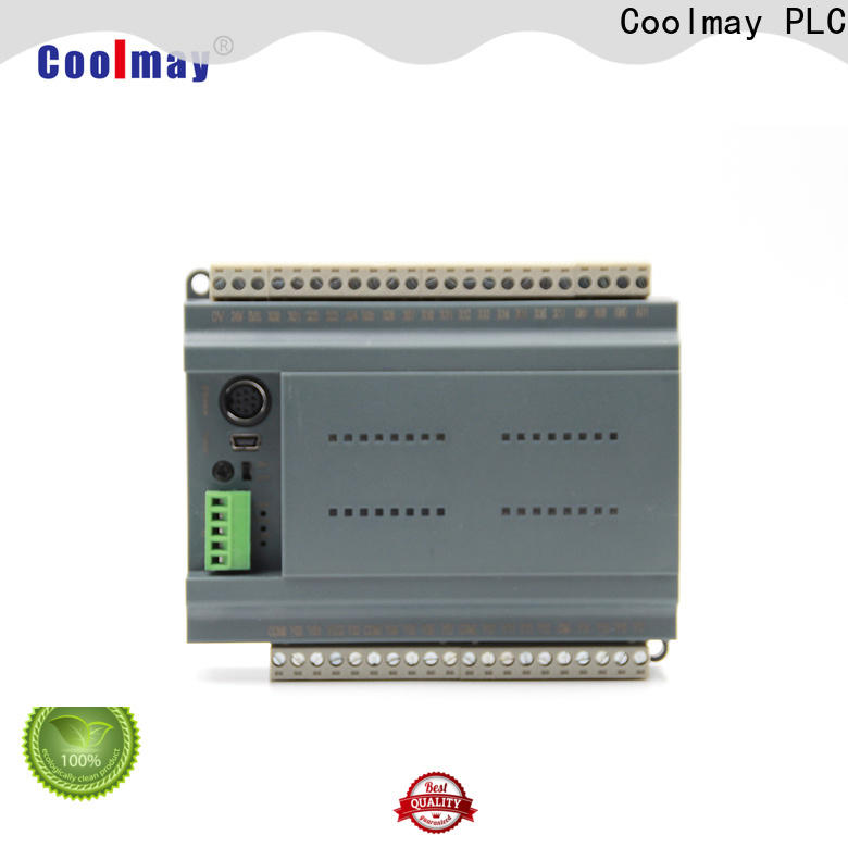 Coolmay Latest introduction to plc ladder logic Suppliers for injection molding machinery