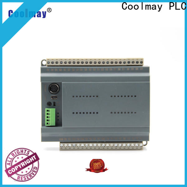 Coolmay High-quality plc scada factory for textile machinery
