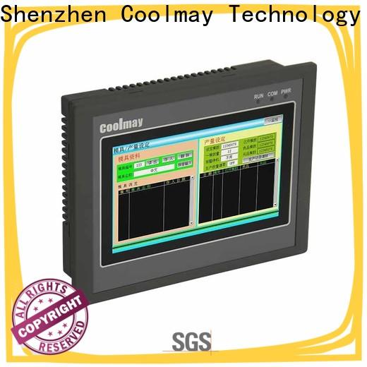 Best hmi built in plc shipped to Brunei for environmental protection engineering
