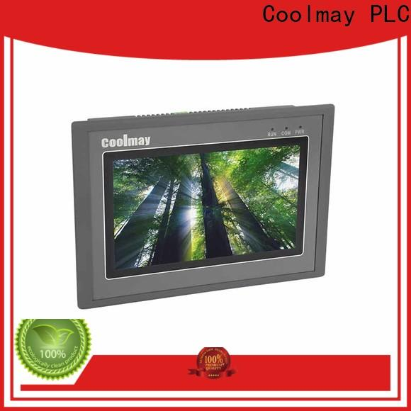 Coolmay touch screen television Suppliers for coal mining equipment