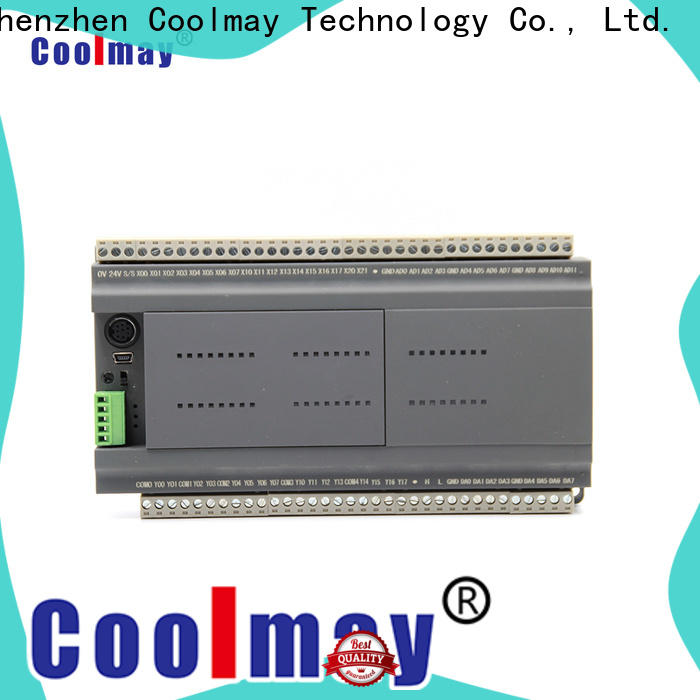 Coolmay programmable logic controller manufacturing companies shipped to Iran for central air conditioning