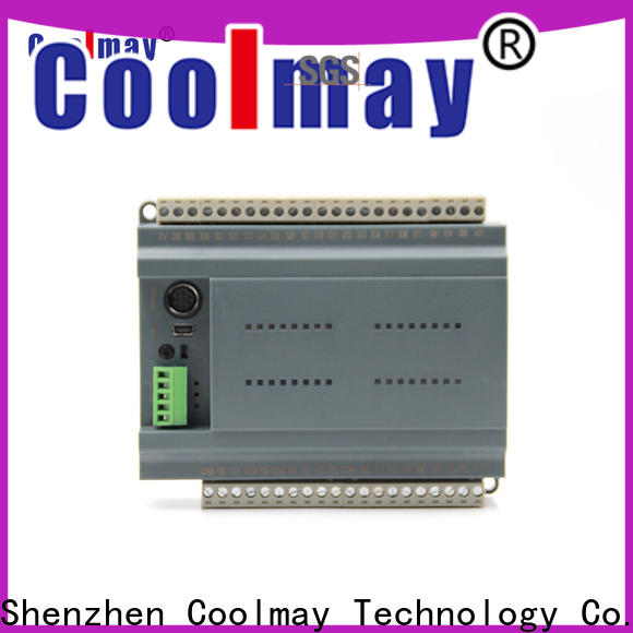 Coolmay Custom safety plc for business for textile machinery