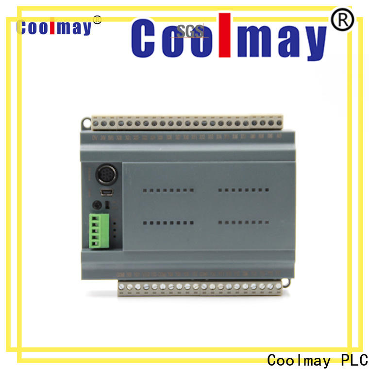 Coolmay Custom programmable logic controller price in india Suppliers for textile machinery