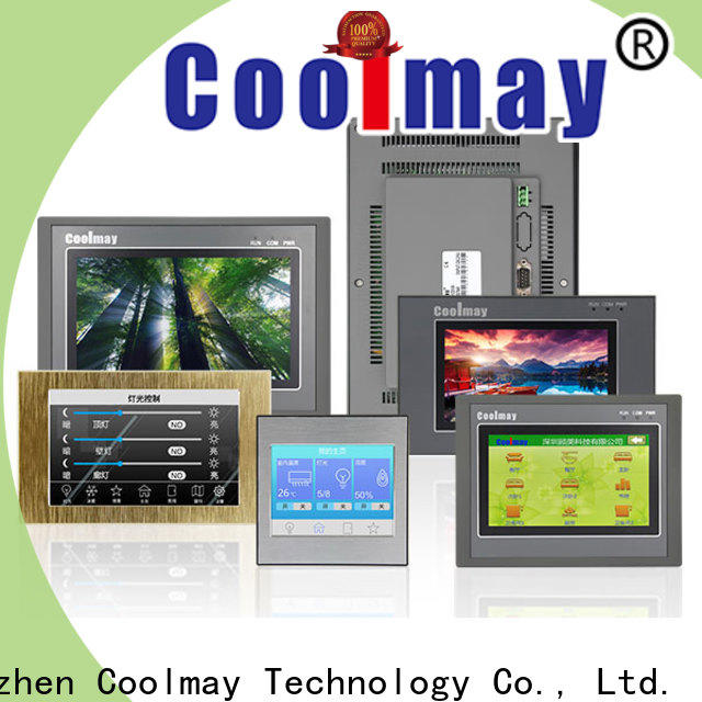 Coolmay High-quality hmi touch Supply for textile machinery