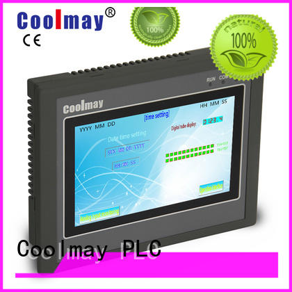 Coolmay allinone hmi controller wholesale for packaging machinery