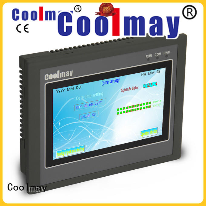 Coolmay one plc output devices manufacturers for packaging machinery