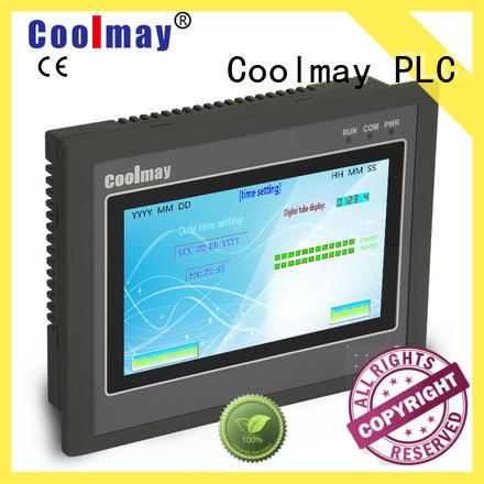 Coolmay programming plc hmi programming manufacturing for packaging machinery