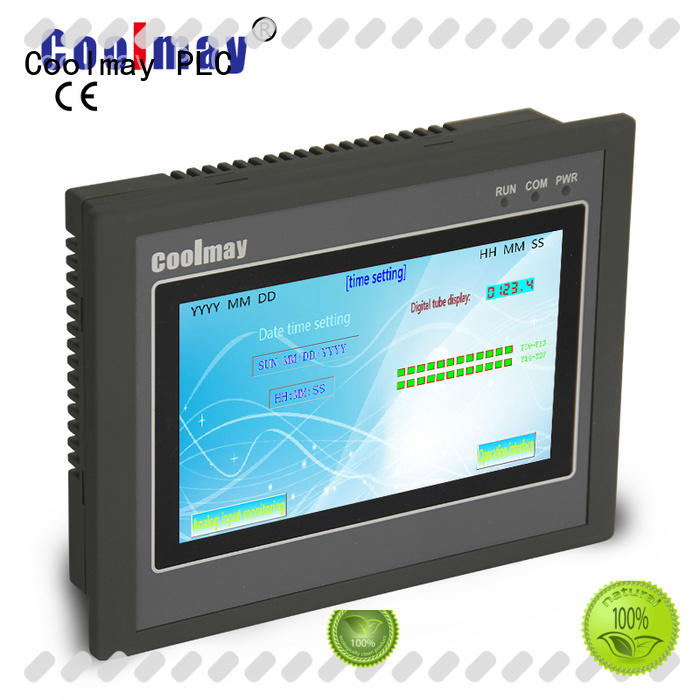 touch screen plc hmi one bulk for central air conditioning