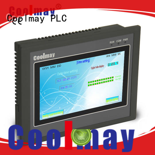 personalized hmi screen oem for packaging machinery