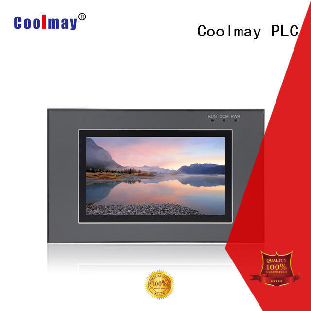 Coolmay popular hmi programming solutions for textile machinery
