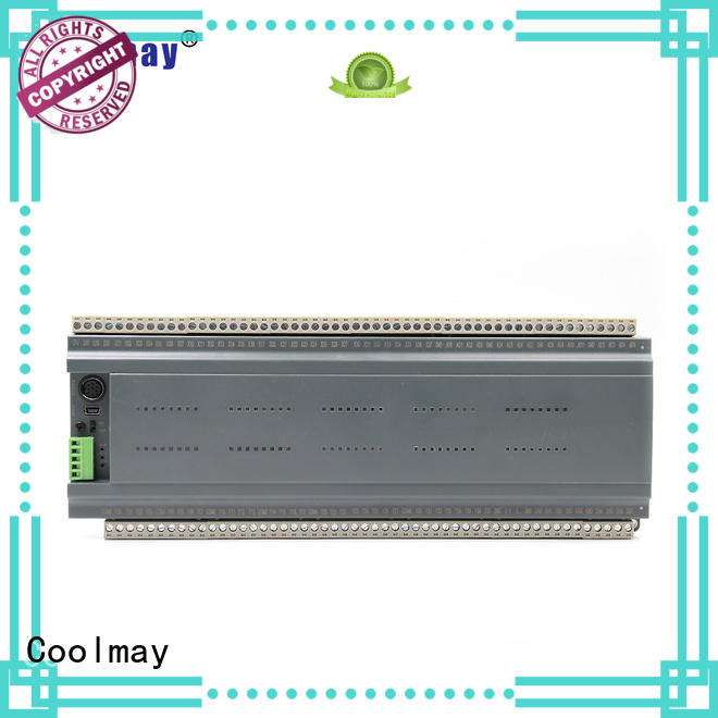40DI 40DO PLC Controller Optional Analog functions with Free Programmable Software