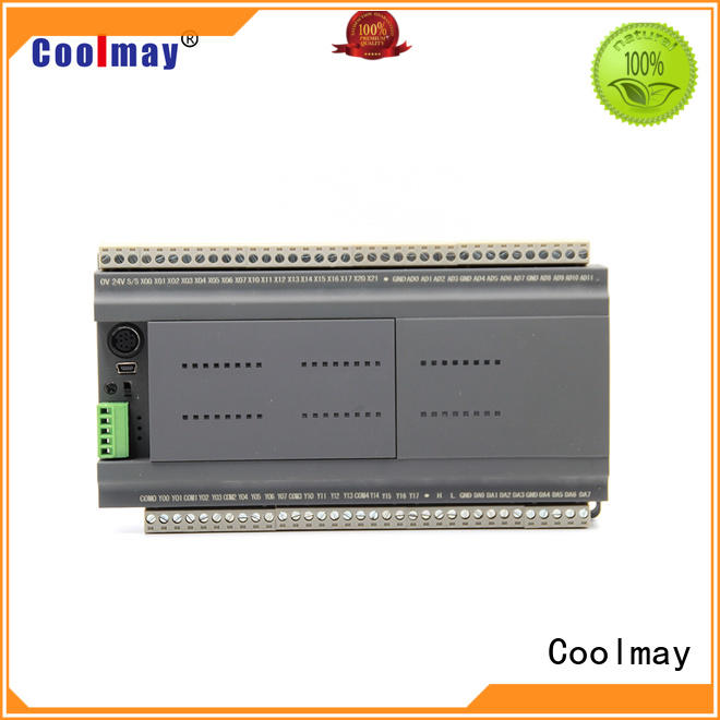 Coolmay highly integrated plc product manufacturing for packaging machinery