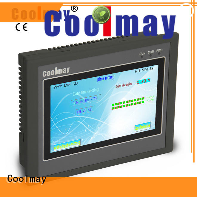Coolmay hmi programming solutions for printing machinery