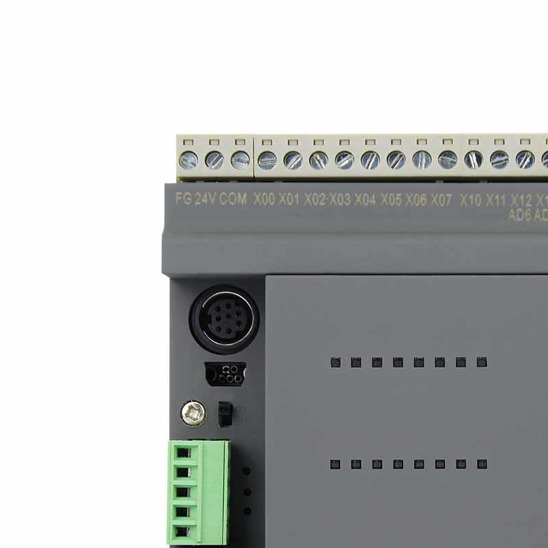 Coolmay low price unitary programmable logic controller for textile machinery-3