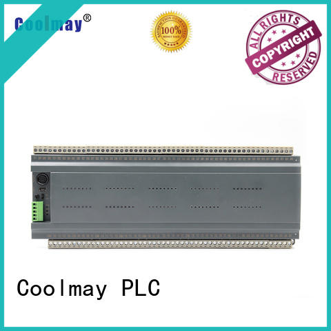 Coolmay programable logic controller oem for textile machinery
