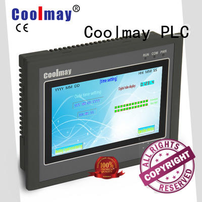 Coolmay plc can company for injection molding machinery