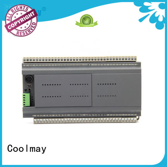 micro programmable logic controller for printing machinery Coolmay