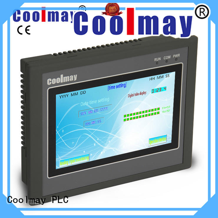 Coolmay Best combined plc and hmi Suppliers for textile machinery
