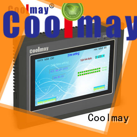 Coolmay all-in-one plc hmi odm for coal mining equipment