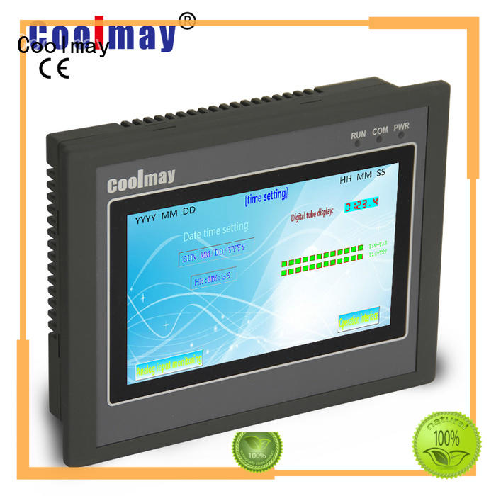Coolmay hmi screen wholesale for packaging machinery