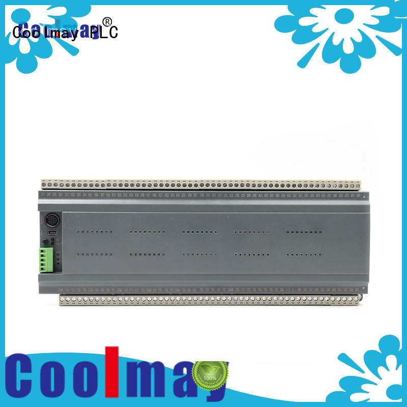 Coolmay logistics controller factory directly for packaging machinery