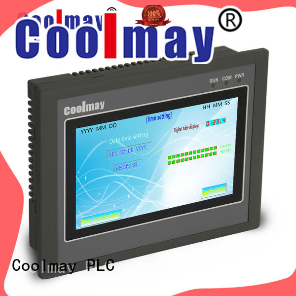 Coolmay plc to hmi communication for business for coal mining equipment