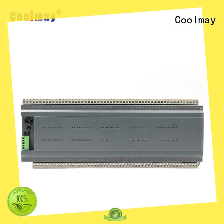 Coolmay small size logistics controller factory directly for printing machinery