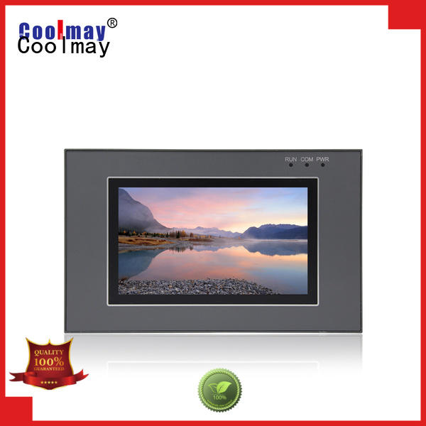 Coolmay personalized hmi screen oem for injection molding machinery